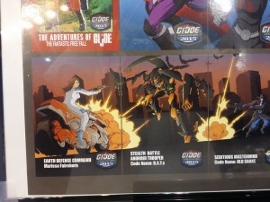 Transformers News: G.I. Joe Con 2015 Exclusive Cards Featuring Transformers