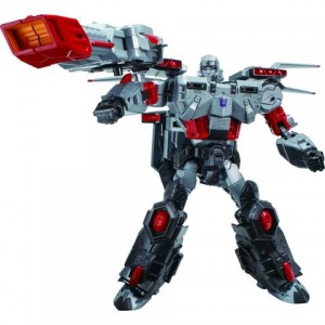 Chinese Language Video Review of Transformers Generations Selects TTGS-09 Super Megatron