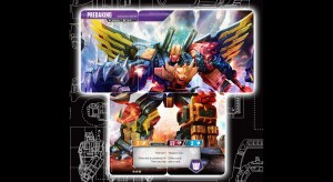 Transformers News: Transformers Trading Card Game Rise of the Combiners Expansion and Predaking Combiner Revealed
