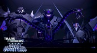 "Transformers News: Transformers Prime Beast Hunters Teaser Image from Tomorrow's Premiere Episode ""Darkmount, NV"""