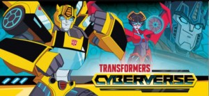 First two episodes of Cyberverse cartoon on Hasbro's Youtube channel