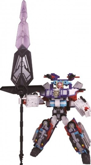 Official Images of Takara Tomy Transformers Encore God Fire Convoy (RID Omega Prime)