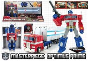 Transformers News: Transformers Asia Reissues Hasbro Masterpiece Optimus Prime