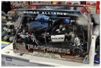 Transformers News: In Package Images of HA Barricade & Upcoming ROTF Toys