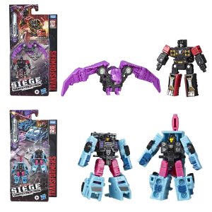 Transformers War for Cybertron: Siege Ratbat and Rumble Seeing Restock at Entertainment Earth