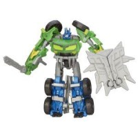 Transformers News: Video Review: Transformers Prime Beast Hunters Cyberverse Beast Blade Optimus Prime