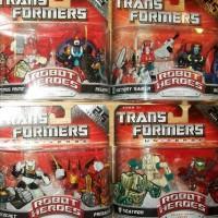 Transformers News: Ebay alert:  Rare Robot Heroes