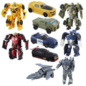 Transformers The Last Knight: Allspark Tech Figures Wave 2 Info