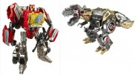 Transformers News: FOC Voyagers Blaster And Grimlock Now Available At TRU.com
