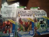 Sightings: Transformers Prime Deluxe Wave 5, Cyberverse Legion & Commander Wave 4