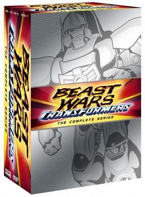 Shout! Factory Beast Wars Box Set on Sale on Amazon.com
