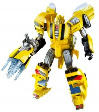 Transformers News: Transformers 30th Generations Bumblebee Video Review