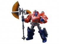 Transformers News: Emgo316 Reviews Corbot V's War Axe For War for Cybertron Optimus Prime