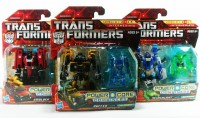 Transformers News: Power Core Combiners Commander Two Packs Released in Malaysia.