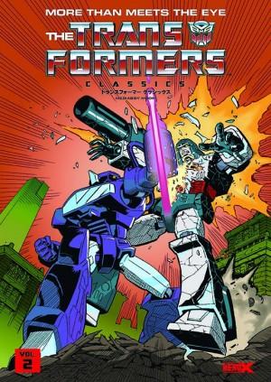 Hero-X Transformers Classics Japanese Volume 2 Cover Revealed