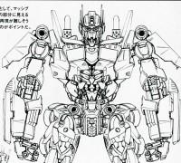 Takara DOTM Dual Model Kit Designs