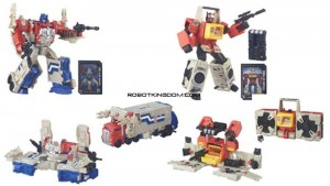 Transformers News: ROBOTKINGDOM.COM Newsletter #1328 - Titans Return Fortress Maximus, Combiner Wars G2 Bruticus and More