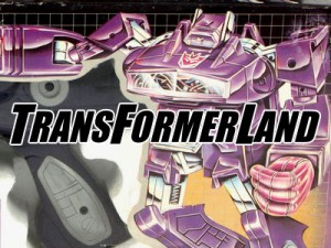 Transformers News: TransformerLand.com Update: nearly 300 items from Transformers series old and new added!
