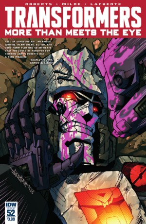 Transformers News: IDW Transformers: More Than Meets the Eye #52 Full Preview