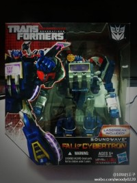 Transformers News: Transformers Generations: Fall of Cyberteron Voyager Soundwave In-Package Image