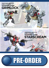 Transformers News: The Chosen Prime Sponsor Newsletter For December 22, 2017
