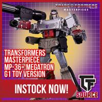 Transformers News: TFSource News - MS Opti / Soprano, FT Hoodlum, DF Steel Claw, TF Element TE-01 OP, Zeta Restock & More