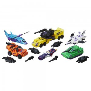 Transformers News: Transformers Combiner Wars G2 Bruticus Instock Online at Hasbro Toy Shop