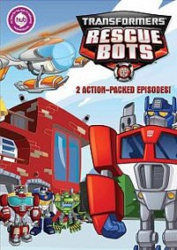 Free Transformers: Rescue Bots DVD with Rescue Bots Toy Purchase at TRU.com