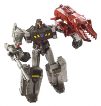 Transformers News: Transformers Generations Legends: Megatron with Chopshop and Starscream with Waspinator - Official Product Images