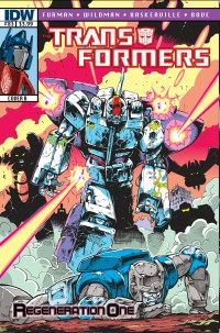 Transformers News: IDW Transformers Solicitations for September 2012