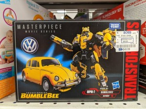 Steal of a Deal - MPM-7 Bumblebee Found for $49.99 at Ross