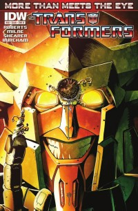 Transformers News: Transformers: More Than Meets The Eye #20 Review