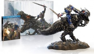 Transformers News: Transformers: Age of Extinction Blu-Ray Exclusives, Creating the Dinobots Clip