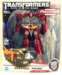 Transformers DOTM Sentinel Prime Bio