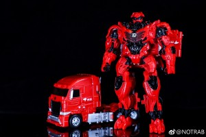 Hasbro China JingDong exclusive Generations JD Red Knight
