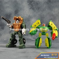 Transformers News: iGear Pre-orders For MW-03 Hench and MW-04 UFO