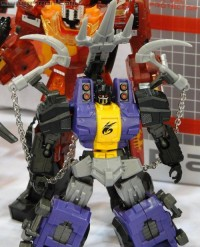 Transformers News: Botcon 2011 Coverage - 3rd Party Toy Gallery