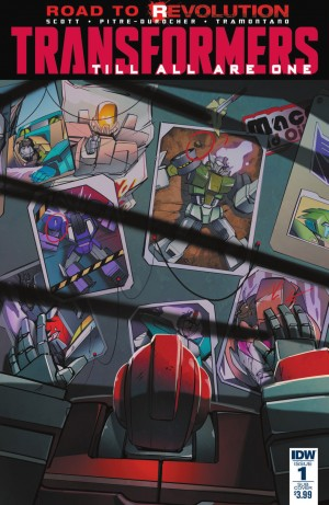 Transformers News: IDW Transformers: Till All Are One #1 Full Preview