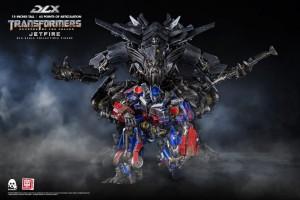 ThreeZero Reveal Transformers Revenge of the Fallen DLX Jetfire