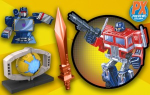 New Collectable Transformers Merchandise From Icon Heroes