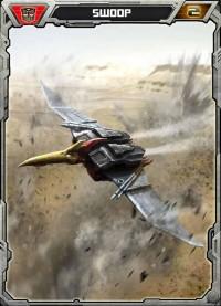 Transformers News: Transformers: Legends Swoop Art