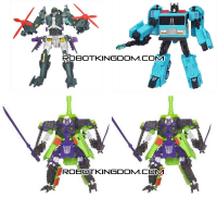 Transformers News: ROBOTKINGDOM .COM Newsletter #1206