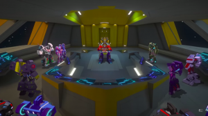Transformers News: New Clips for Transformers Cyberverse for Episodes 11 and 12