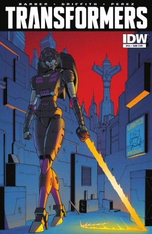 Transformers News: IDW The Transformers #44 Full Preview