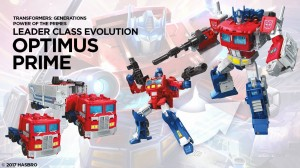 #Hascon Transformers: Power of the Primes renders - Optimus, Grimlock and more