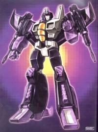 Transformers News: Pic of Hasbro MP Skywarp box back