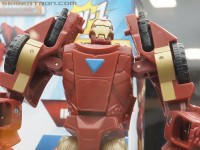 Transformers News: SDCC 2012 Coverage: Marvel Transformers Mech Machines and Jumpstarters
