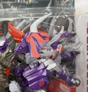 Transformers News: AoE Dinobot Slug Mold Running Change