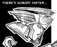 "Transformers News: Transformers Mosaic: ""Sparkbeat."""