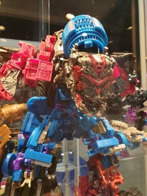 Transformers Studio Series Devastator on Display at Dutch Comic Con